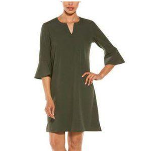 Coolibar Cannes UPF 50+ Summer Dress Size LG